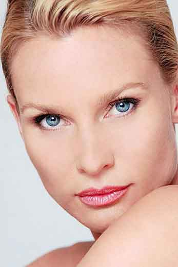 Nicolette Sheridan Pictures by Roman Salicki, Los Angeles Headshot Photographer